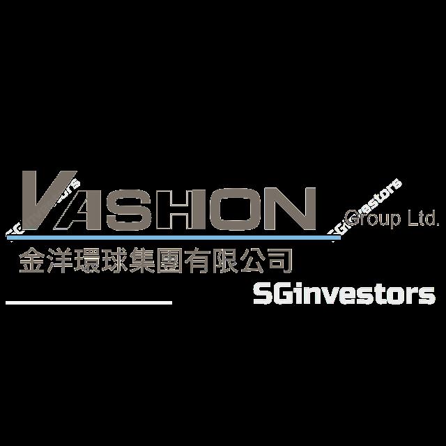 VASHION GROUP LTD. (1F4.SI) @ SG investors.io