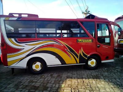 mikro bus dieng wonosobo
