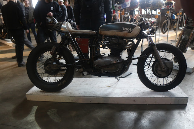 the one moto show number 9 birmingham small arms company motorcycle bsa