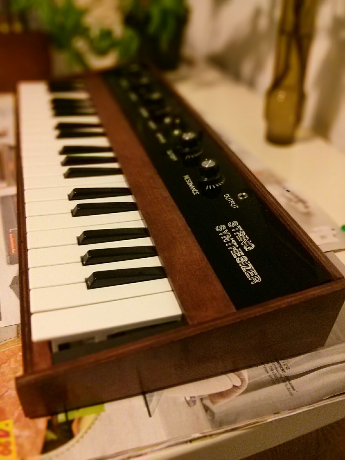 Blog Hoskins: DIY Arduino String Synth