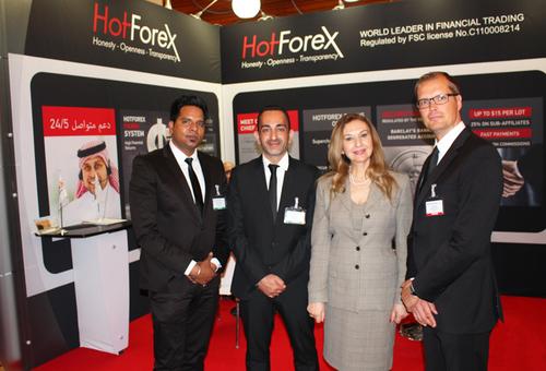 Giới thiệu về HotForex