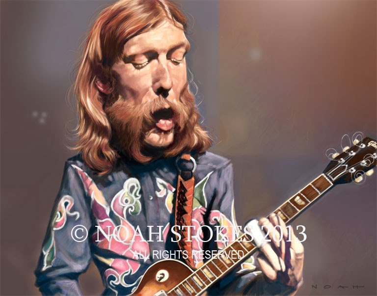 happily married man duane allman - 768×603