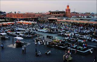 De viajeros por Marrakech 34