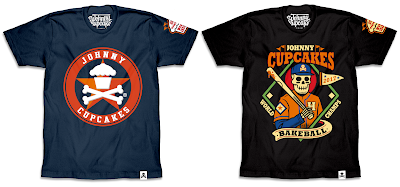 "Houston Astros ""Bakeball World Champs"" T-Shirt Collection by Johnny Cupcakes"