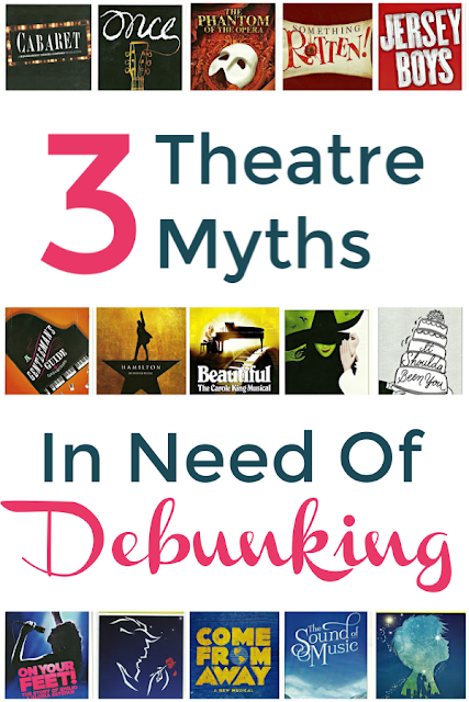 3 Live Theatre Myths in Need of Debunking