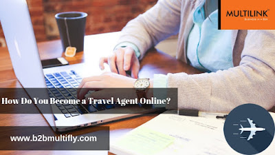 Become a travel agent in india