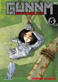 GUNNM (BATTLE ANGEL ALITA) #5
