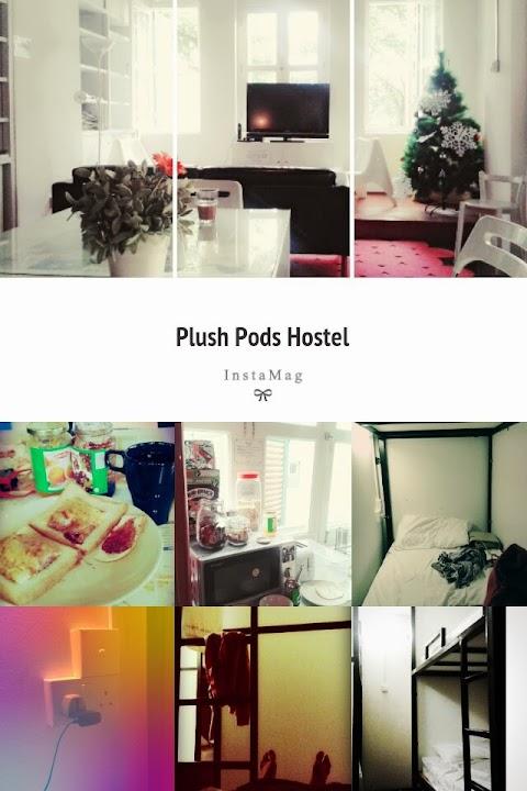 [Review] Plush Pods Hostel Singapore