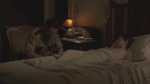 Rick and Carl Season 2 Moments The Walking Dead