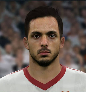 PES 2017 Faces Pablo Sabaria by Sameh Momen