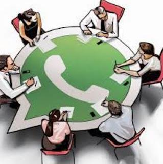 TIPS Cara Keluar dari Group WA Whatsapp Tidak Ketahuan Member Lain Android iOS