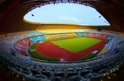 Stadion Terbesar di Indonesia