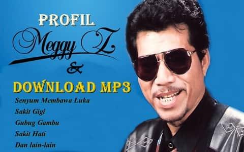 Profil dan daftar download koleksi lagu Meggy Z mp3 lengkap