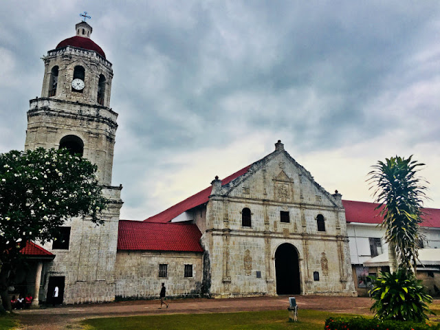 Archdiocesan Shrine and Parish of Saint Michael the Archangel argao cebu