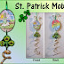St. Patrick Mobile - Color, Cut, Glue, and Create!