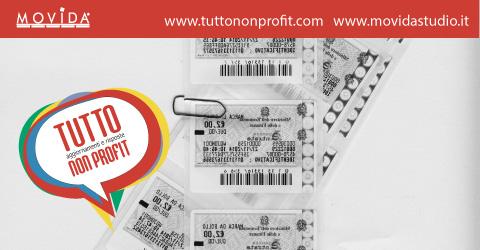immagine Tutto Non Profit Ricevute emesse dalle Associazioni - Marca da bollo da 1,81 euro