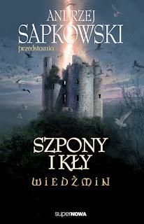 Wiedźmin. Szpony i kły - Andrzej W. Sawicki i inni
