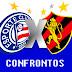 Histórico de confrontos | Bahia x Sport