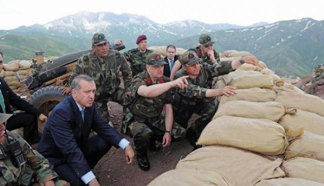 Πως ο Ταγίπ προετοιμάζει το έδαφος για εισβολή στη Συρία