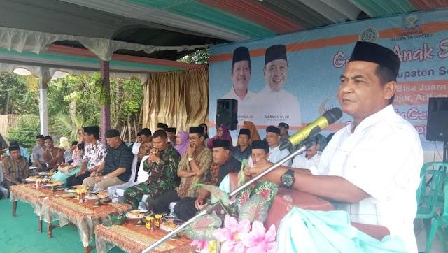 Penutupan Festival Gebyar Anak Saleh Tingkat Kabupaten Soppeng