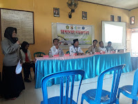 <b>Politeknik Medika Farma Husada Gelar Seminar NARKOBA di SMAN-1 Palibelo</b>