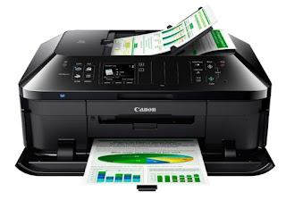 Canon PIXMA MX925 Printer Driver Download For Windows