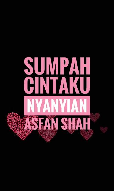Sumpah cintaku,sumpah cintaku nyanyian asfan shah,ost drama titian cinta,lirik lagu sumpah cintaku,drama titian cinta