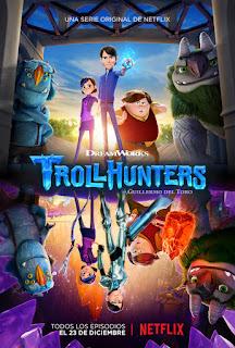 Cazadores de Trolls Temporada 1 audio español