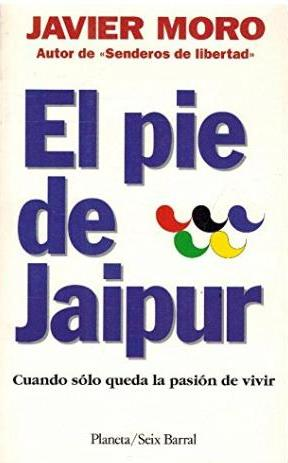 El Pie De Jaipur – Javier Moro