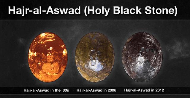Makna Tersirat Mencium Hajar Aswad