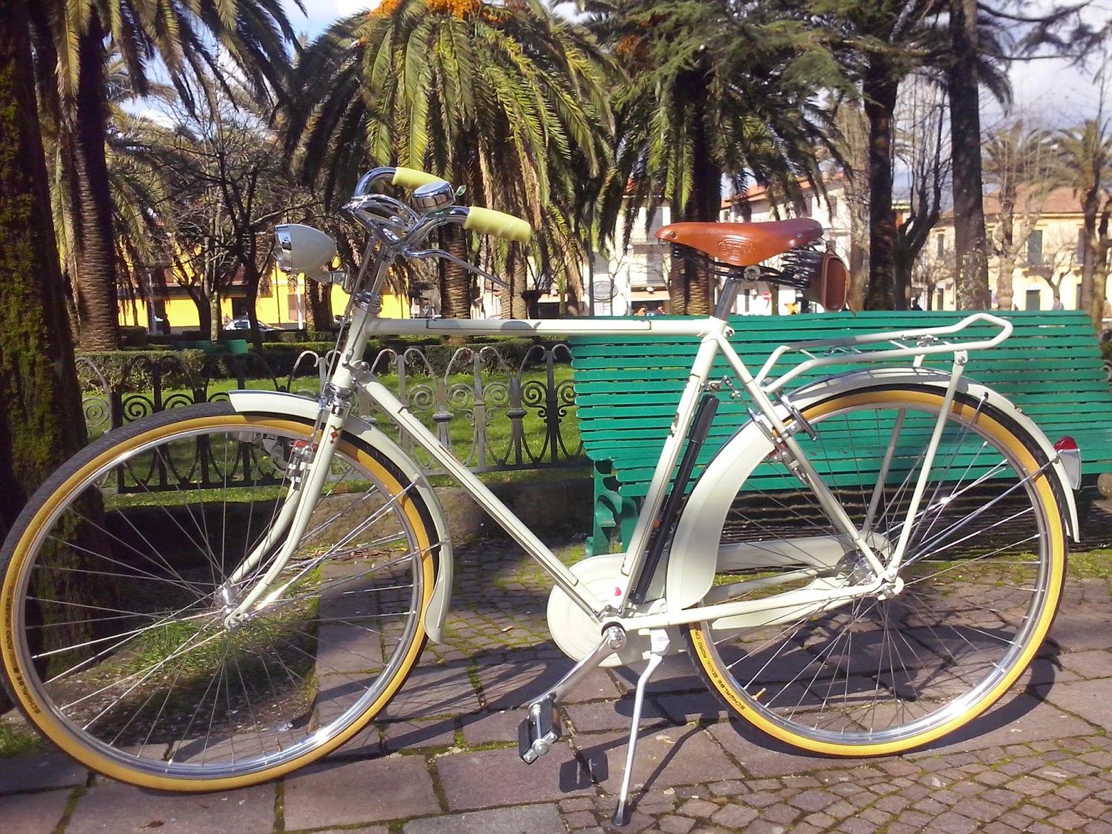 Biciclette Classiche Da Uomo Con Freni A Bacchetta Ecco Una