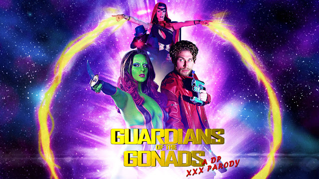 Guardians of The Gonads A DP XXX Parody [HD]
