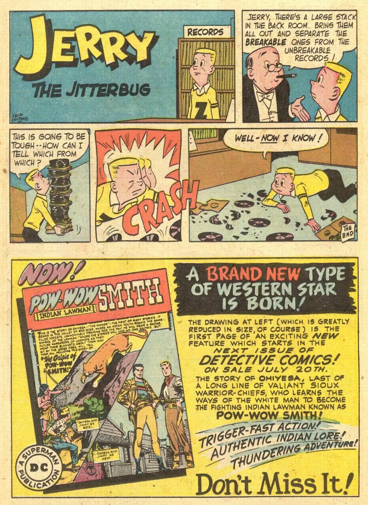 Read online Detective Comics (1937) comic -  Issue #150 - 23