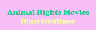 Animal Rights Movies Djurrättsfilmer - Rörelse för djurrätt