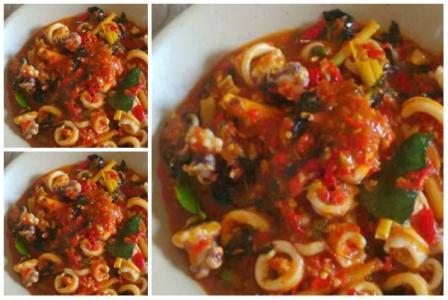 Resep Rica-rica Cumi Spesial - County Food