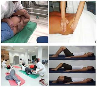 Como intervenimos los fisioterapeutas con los  Ejercicios Terapéuticos