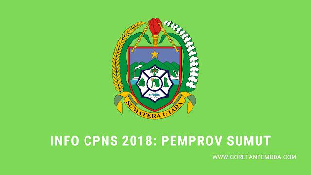 Pengumuman Hasil Tes CAT SKD Pemprov Sumatera Utara CPNS 2018 - BKD Sumut