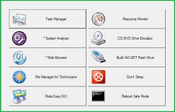 AIOSTK,Une suite de logiciels pour dépanner votre ordinateur