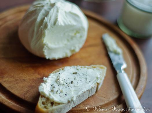 Labneh Frischkase Aus Joghurt