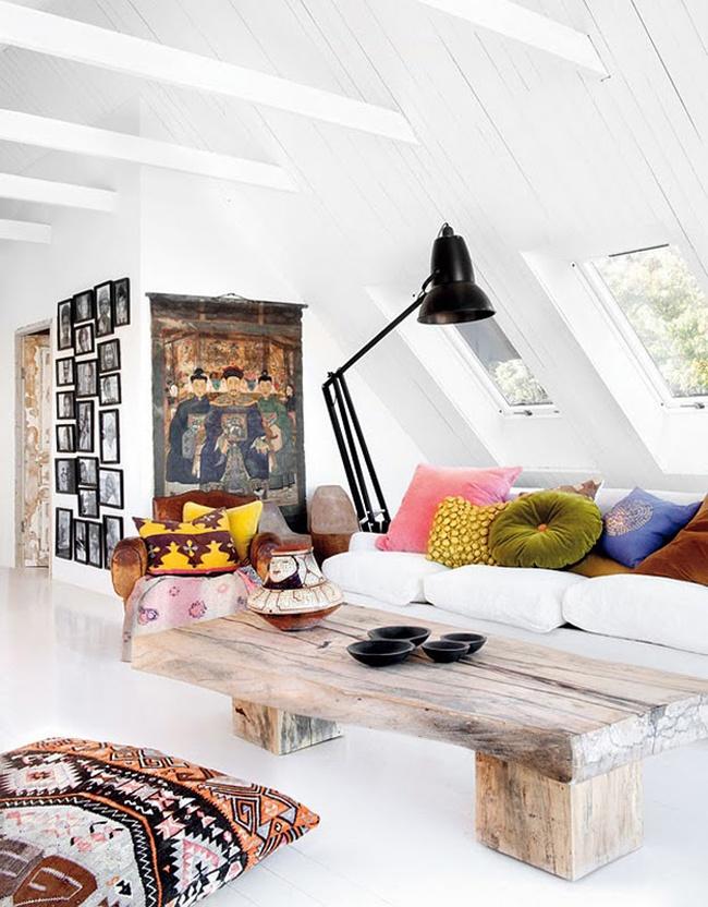 bohemian boho chic decor design | Frog Hill Designs Blog on Boho Modern Decor  id=55184