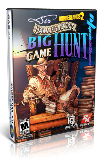 Expansion Sir Hammerlocks Big Game Hunt DLC