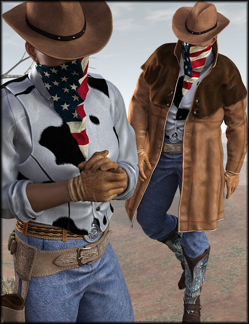 Western Outlaw Textures