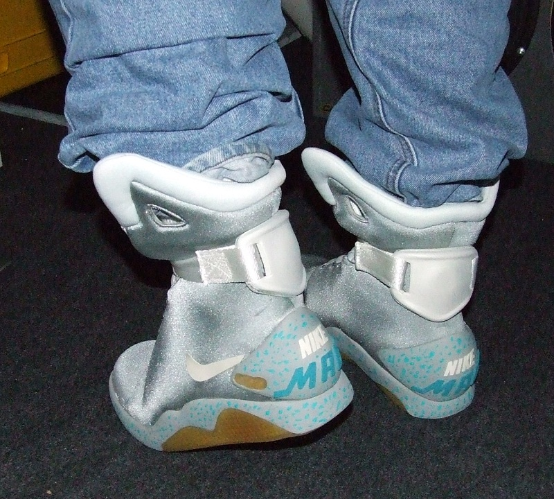 e6bea3659ba3 Nike Air Mags Knockoffs For Sale