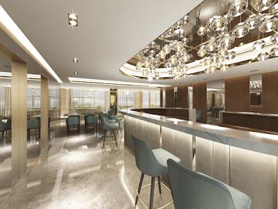 Quầy bar dự án Marriott Đà Nẵng
