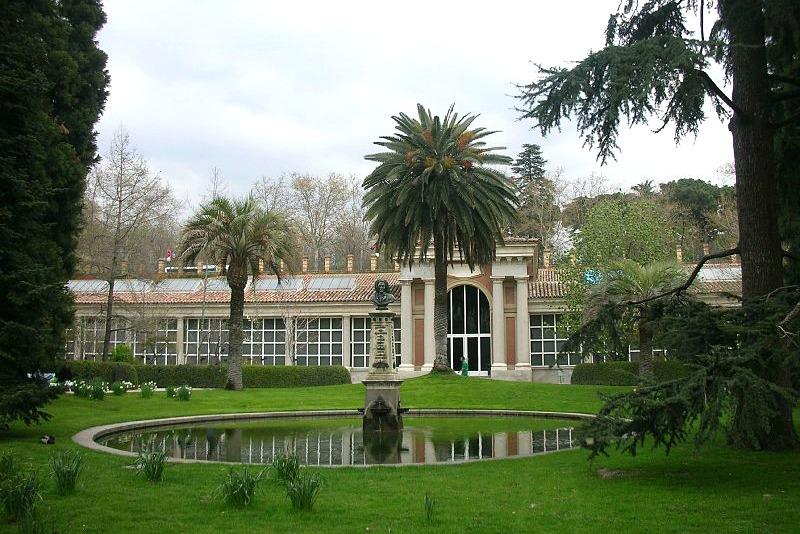 Historia del real jard n bot nico guia de jardin for El jardin acordes