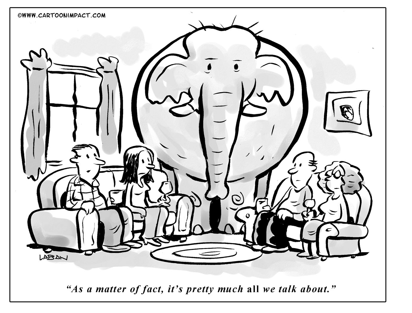 Christianity-is-not-leftwing: Elephant In The Room?