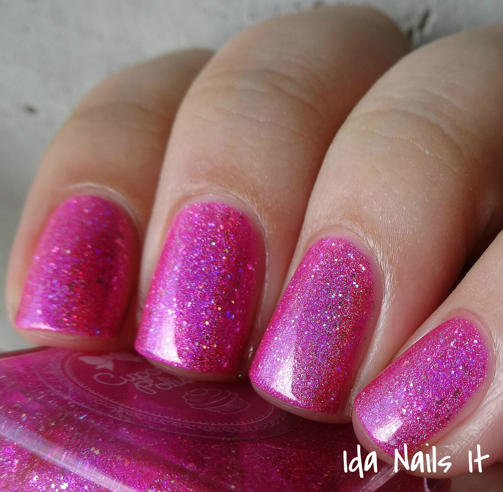 happy glitter folie