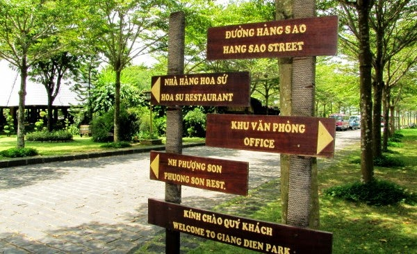Ảnh kinh nghiệm du lịch thác Giang Điền