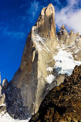 Aguja de Poincenot - Parque Nacional de los Glaciares