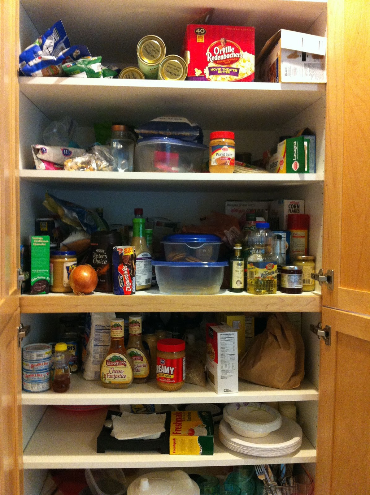Home Decor Diy Ideas Organizing Grocery Cabinets